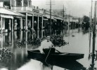 Flood-1912-man-in-pirogue